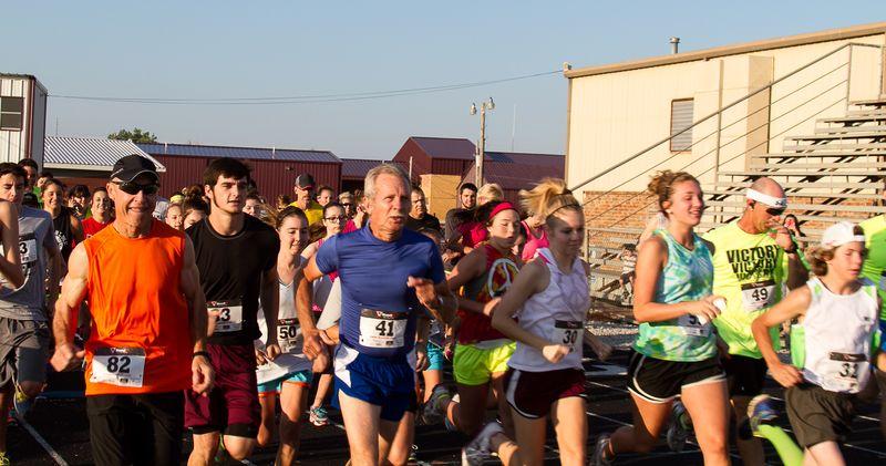 The Velma  Mayor's 5K Run and Walk -9170