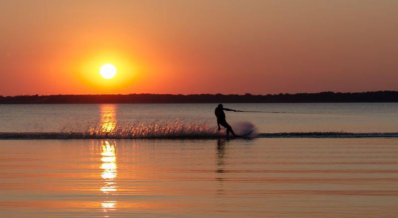 Sunset at Harlan County Lake-0020