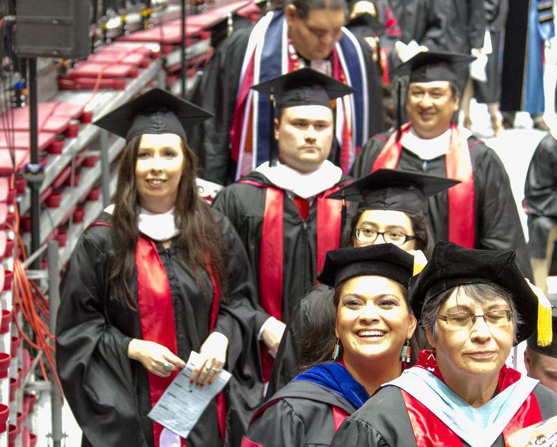 University of Oklahoma Convocation-2583