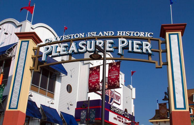 Pleasure Pier in Galveston-2781