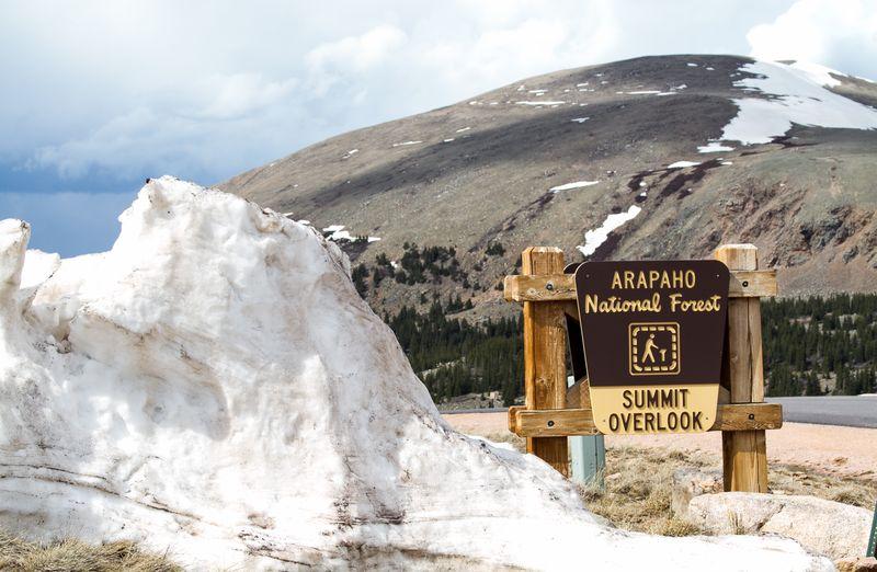 Arapaho National Forest Colorado-5669