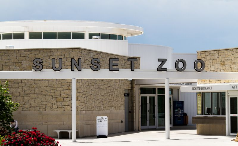Sunset Zoo -4825