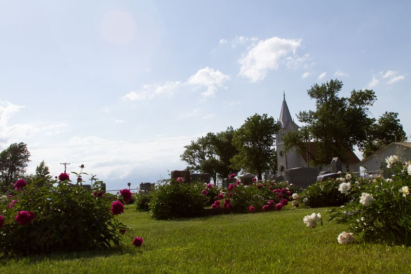 Fairview Cemetery Riley County Kansas-4884