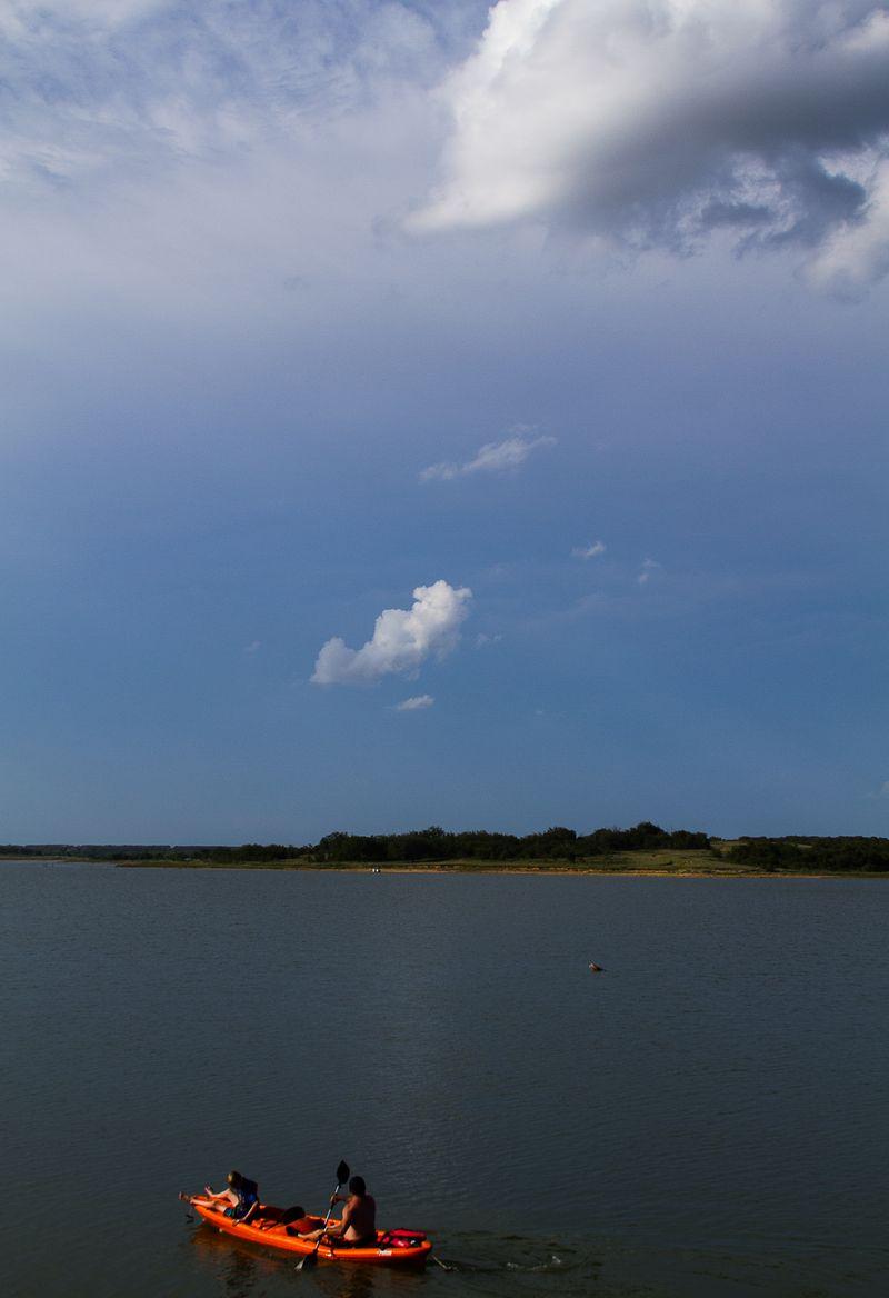 Fuqua lake -6343