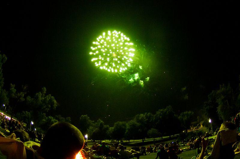 Fireworks at Marlow Oklahoma by Joy Franklin Photography-7974