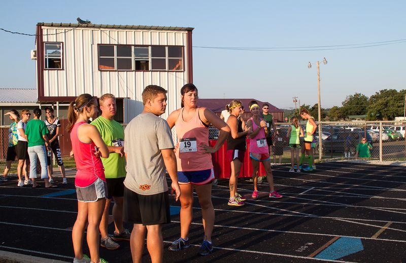 The Velma  Mayor's 5K Run and Walk -9154