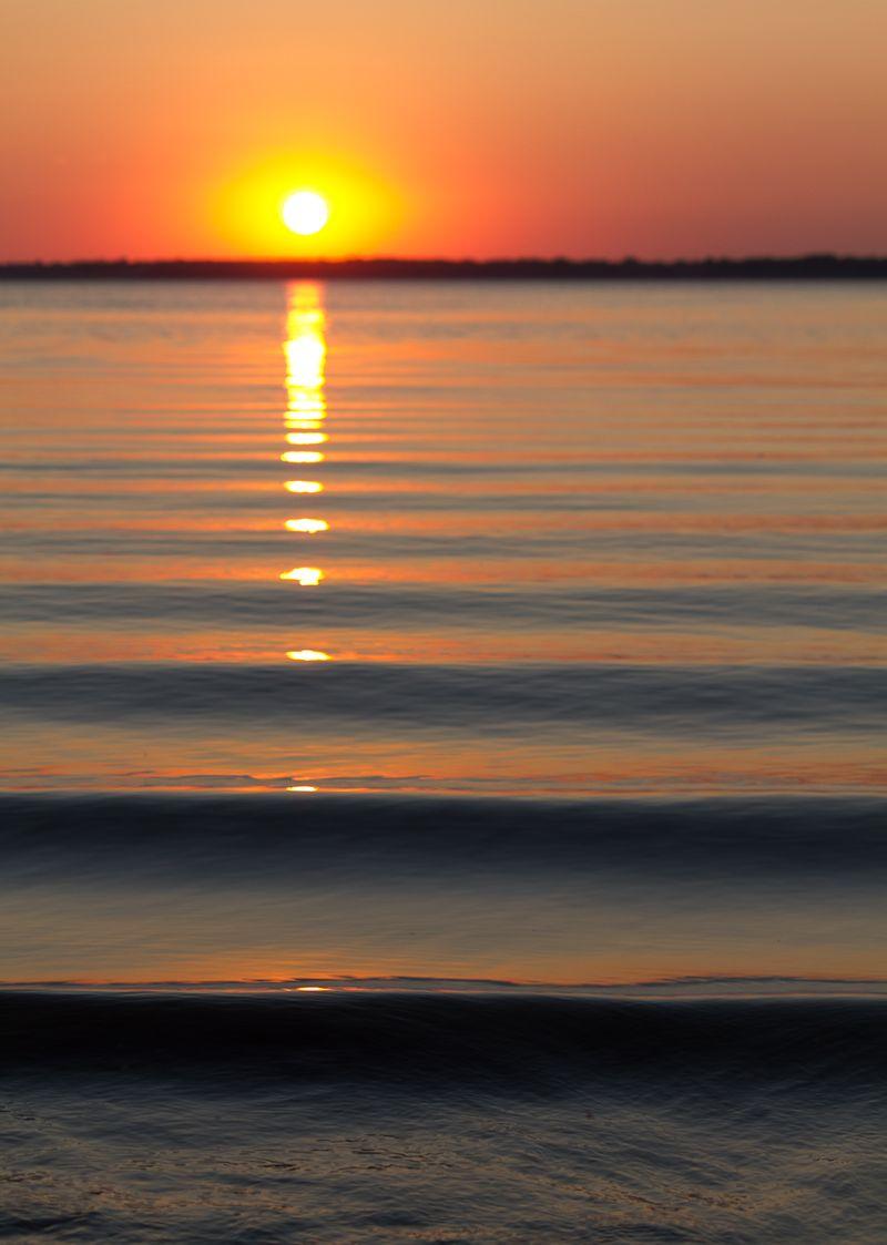 Sunset at Harlan County Lake-0031