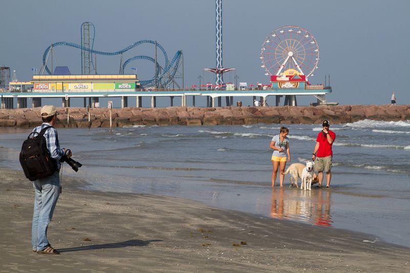 Galveston Pleasure Pier-2709