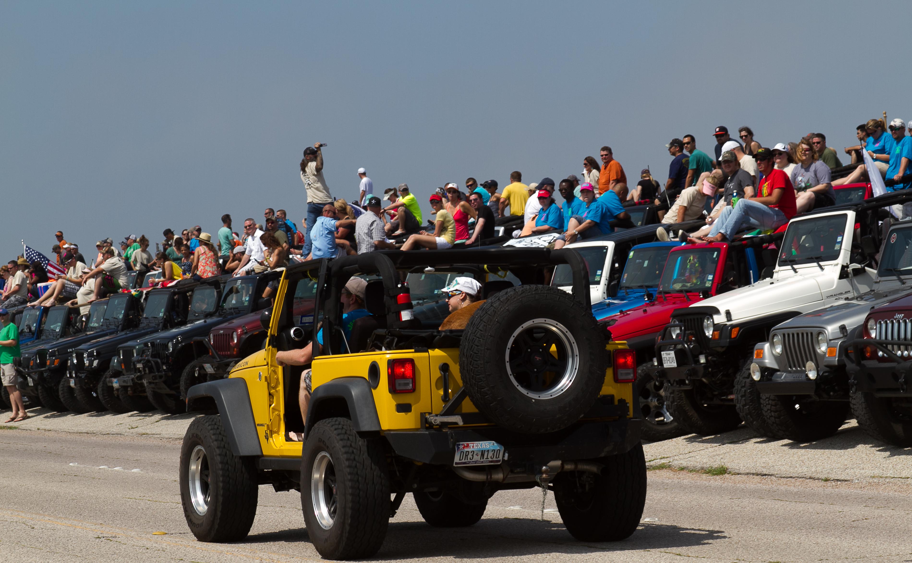 Jeep ! - Expedition Oklahoma