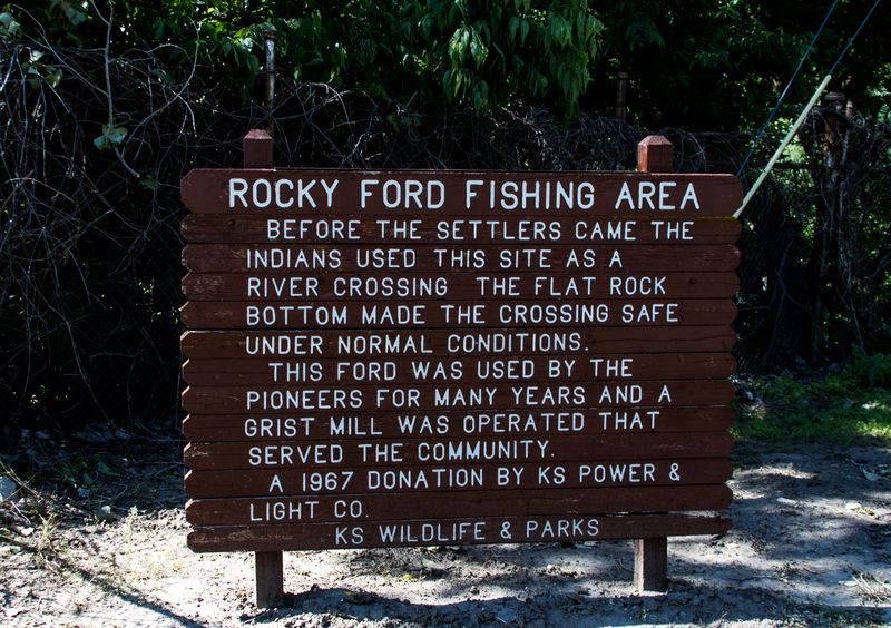 Rocky Ford Fishing Area -4279