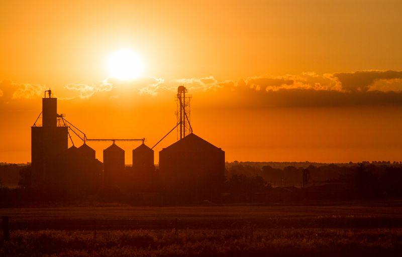 Greenfield Oklahoma Sunrise-5784