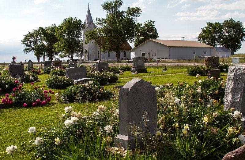Fairview Cemetery Riley County Kansas-4878