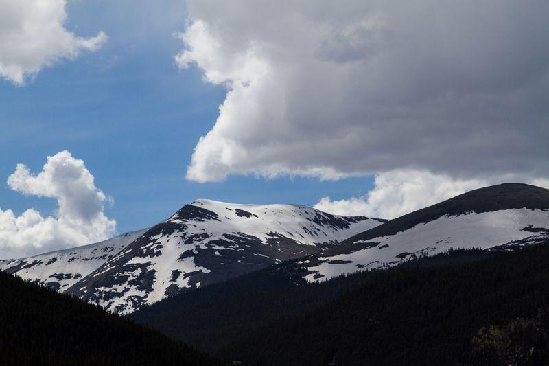 Snow capped peaks-5556