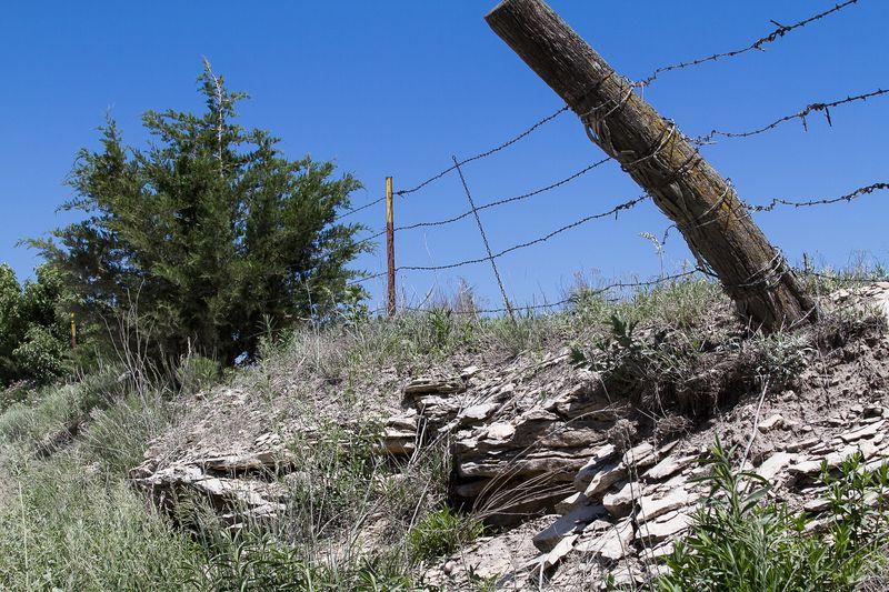 Flint Hills of Kansas -4443