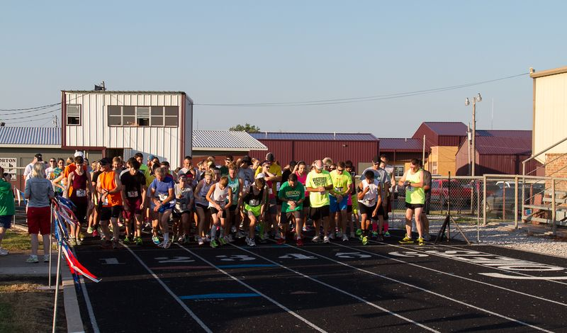 The Velma  Mayor's 5K Run and Walk -9166