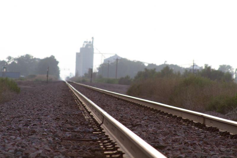 Edison Nebraska Rail Grey Scale July 2013-9772