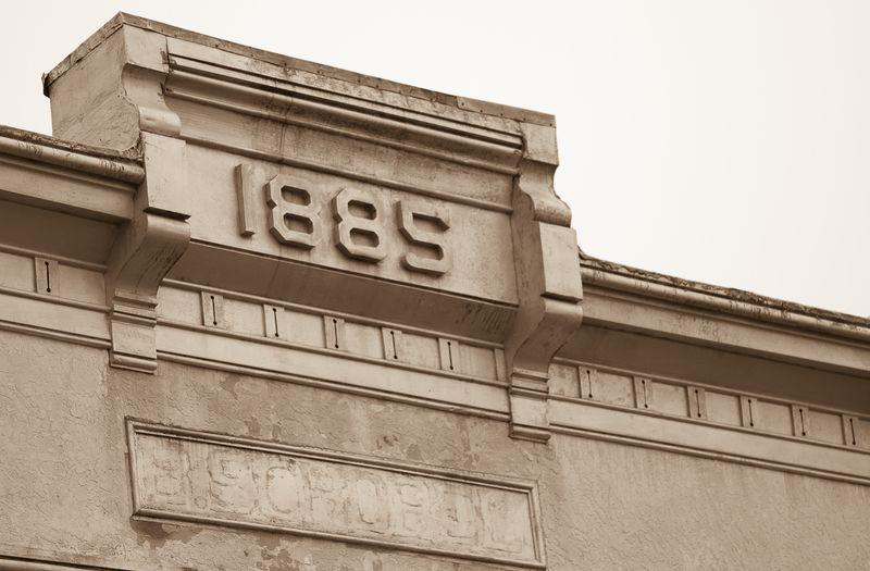 Building in Bloomington Nebraska 1889-9726