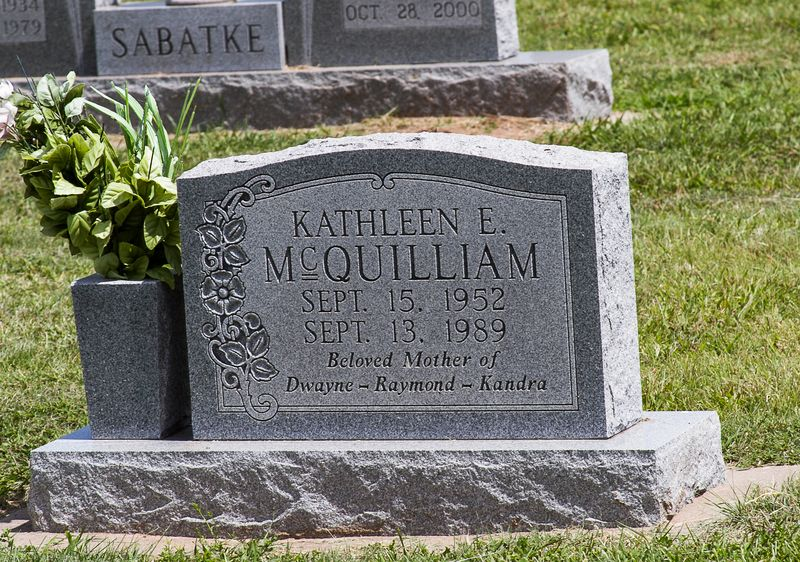 Kathleen McQuilliam Grave in Watonga Cemetery-1319