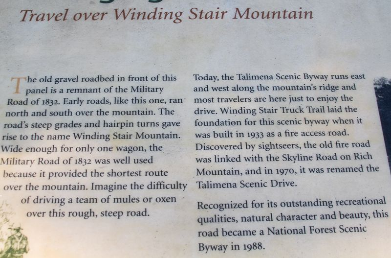 Travel over Winding Stair Mountain-1635