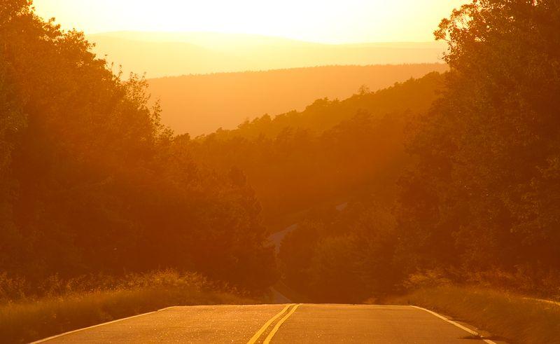 Golden Road -1795