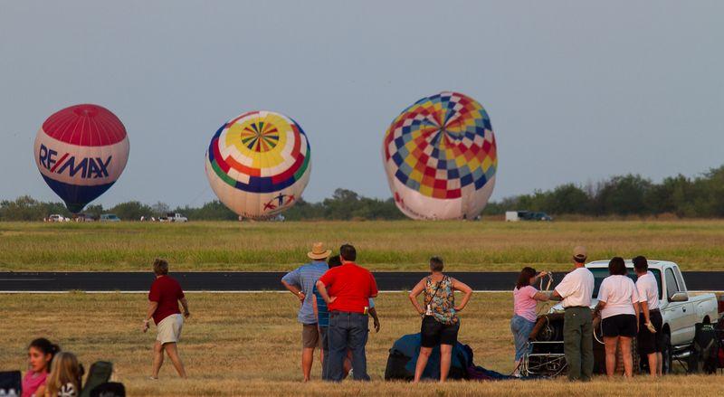 Hot Air balloon Festival -2534