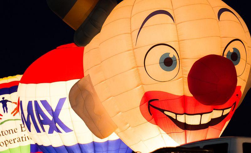 Hot Air balloon Festival in Gainesville Texas-2840