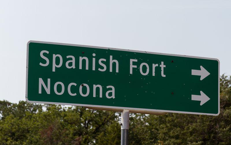Spanish Fort Nocona -2174