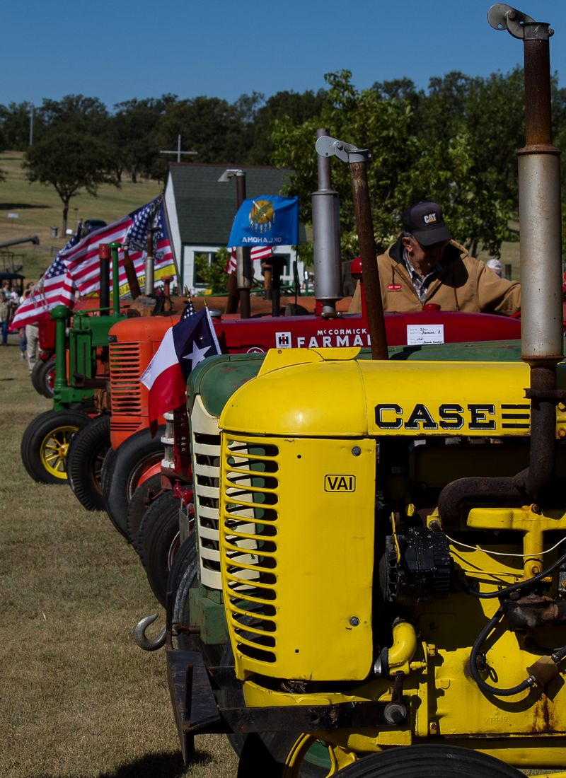 Murray County Tractor Show in Sulphur-3798