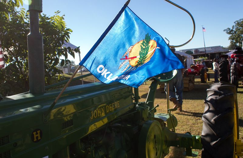 Murray County Tractor Show in Sulphur-3580