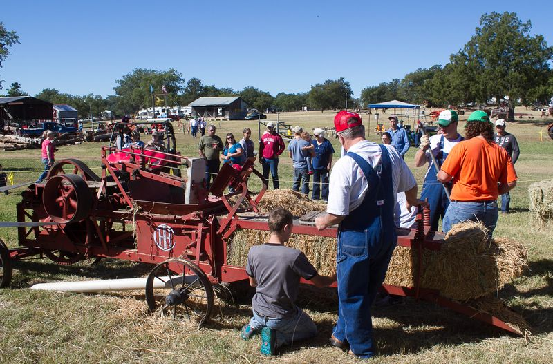 Murray County Antique Tractor Show 2013-3698