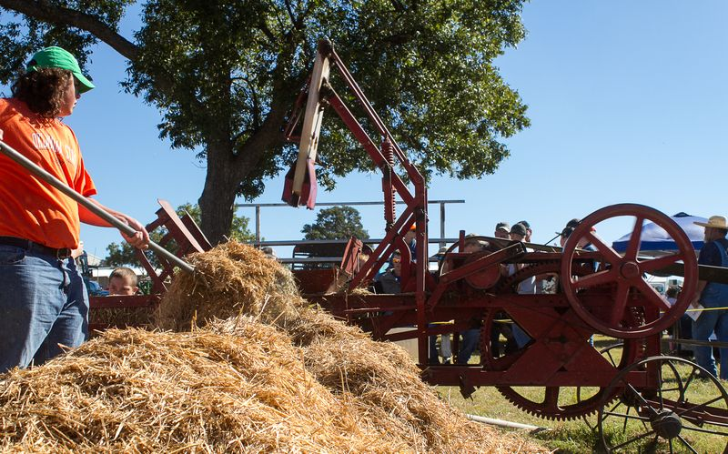Murray County Antique Tractor Show 2013-3709