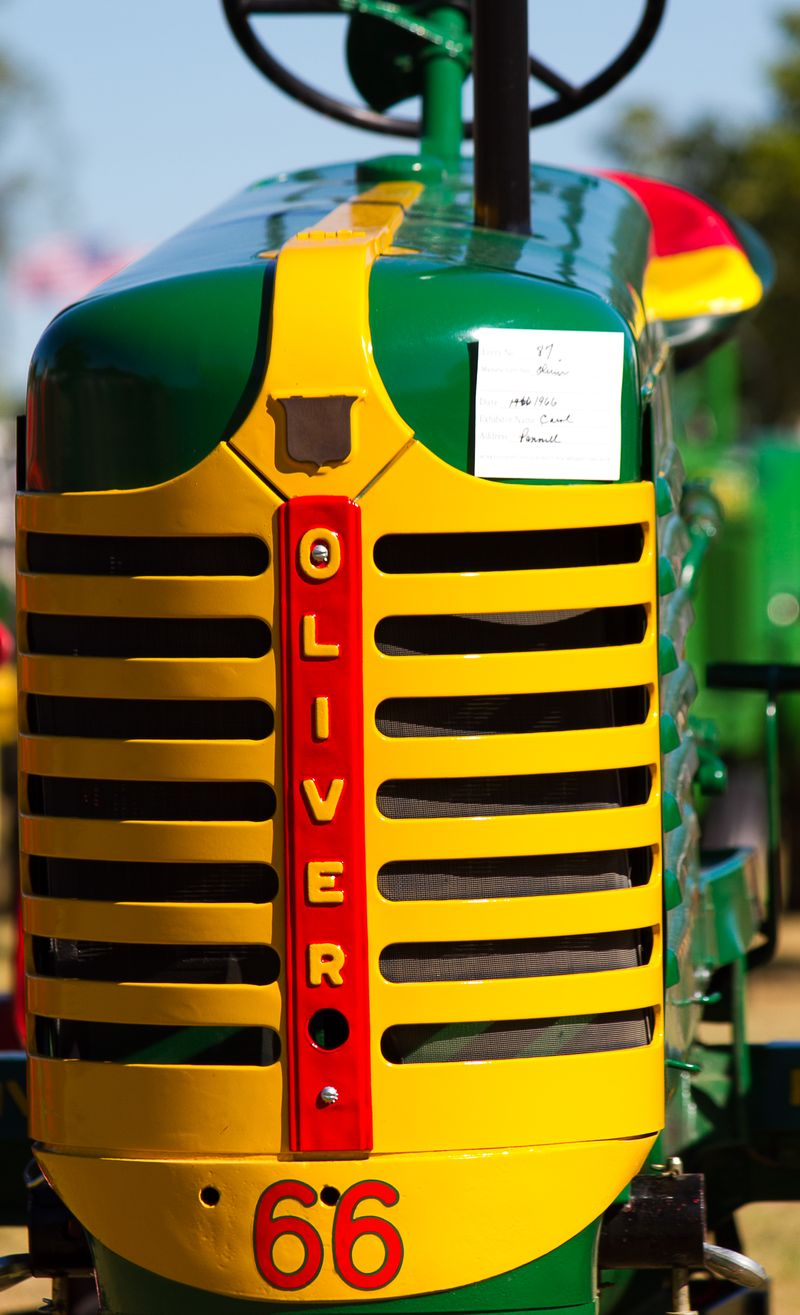 Murray County Tractor Show in Sulphur-3781