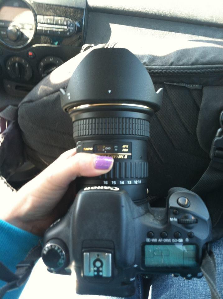 Tokina Wide Angle Lens