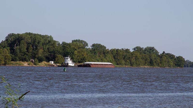 Webbers Falls on the Arkansas River-2097