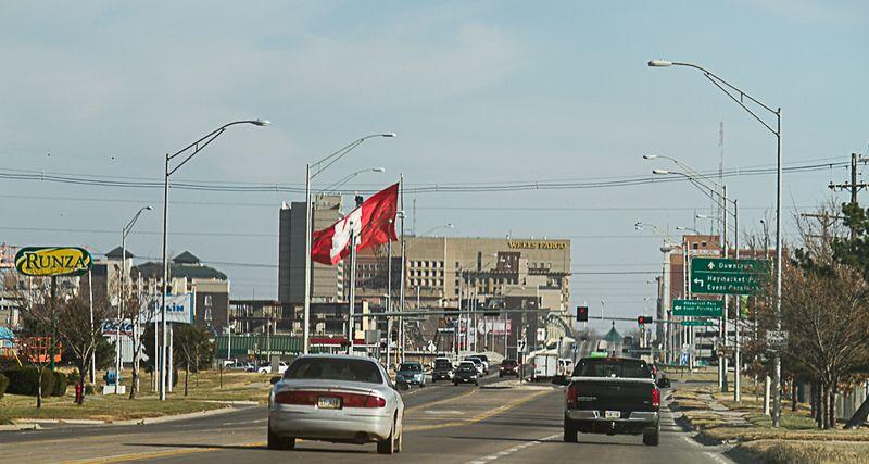 Lincoln Nebraska on O Street-6614