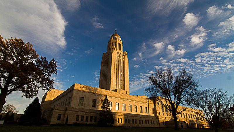 Nebraska State Capitol -6691