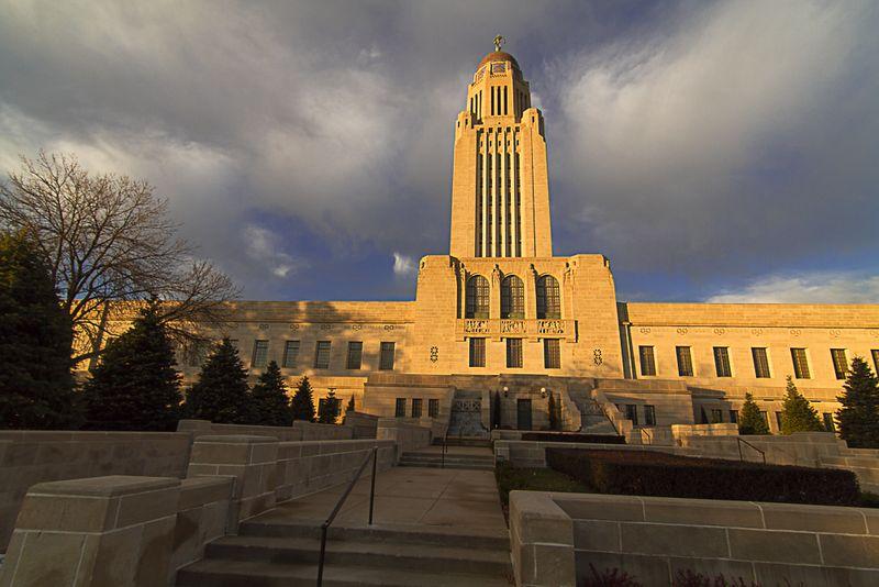 Nebraska State Capitol in Lincoln-6750