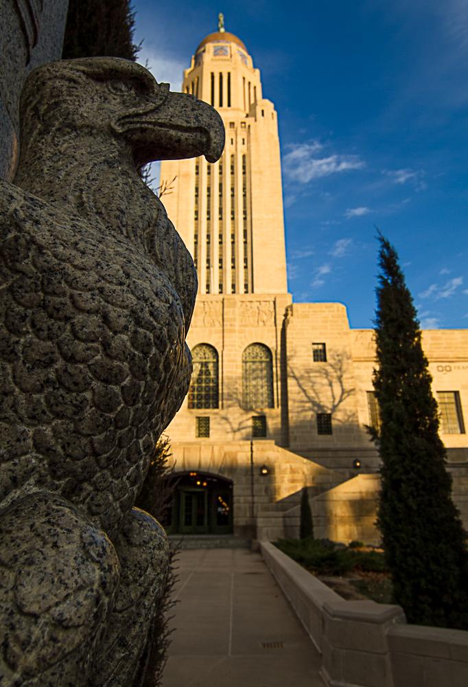 Nebraska State Capitol in Lincoln-6725