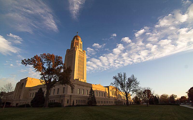 Nebraska State Capitol in Lincoln-6809
