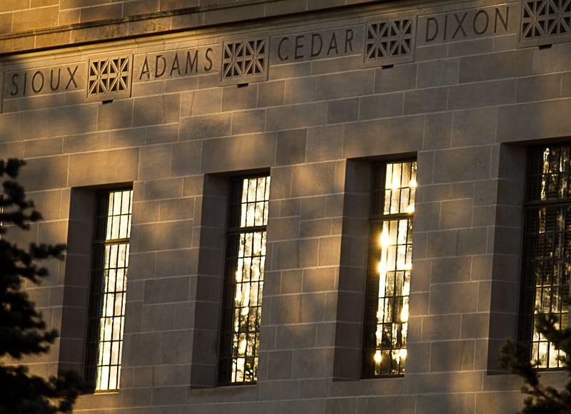 Nebraska State Capitol in Lincoln-6762