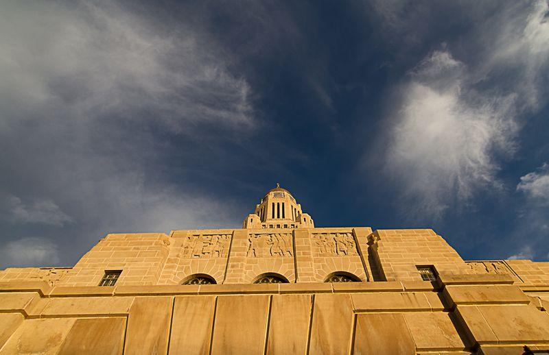 Lincoln Nebraska State Capitol-6718