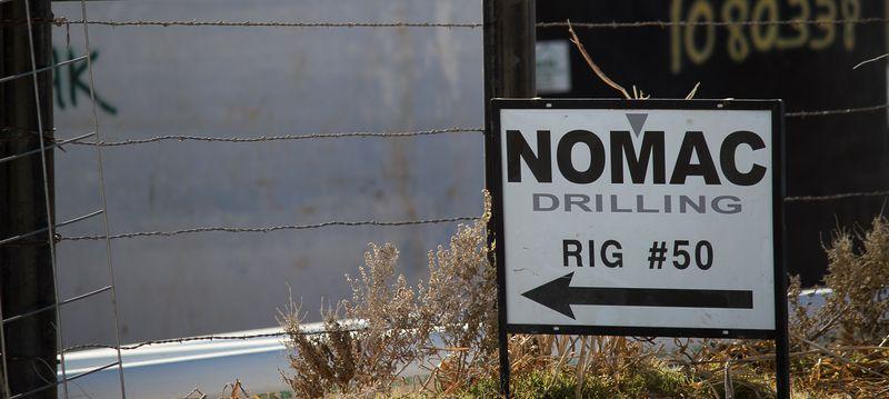 NOMAC Rig # 50 -7093