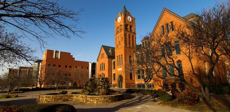 University of Central Oklahoma --UCO in Edmond-9283