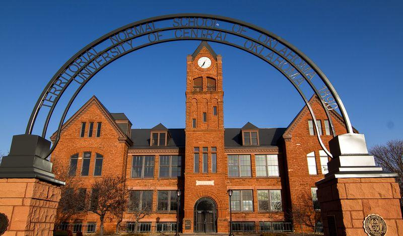 University of Central Oklahoma --UCO in Edmond-9289