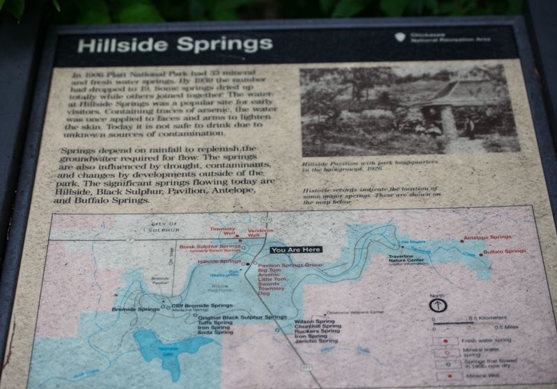 5-23-14 Hillside springs At the Chickasaw National Recreation Area-1413