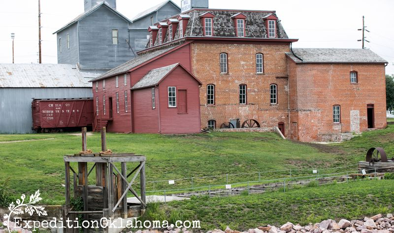 Neligh Mills Nebraska Historic Site -2295
