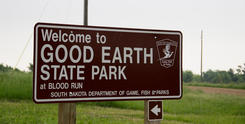 Blood Run South Dakota -Good Earth State Park-9017