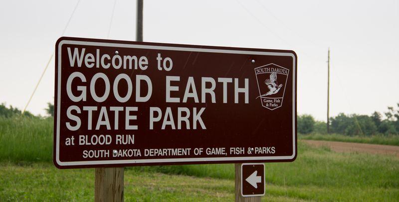 Blood Run South Dakota -Good Earth State Park-9017