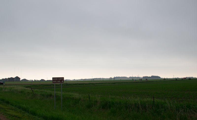 Blood Run South Dakota -Good Earth State Park-9013