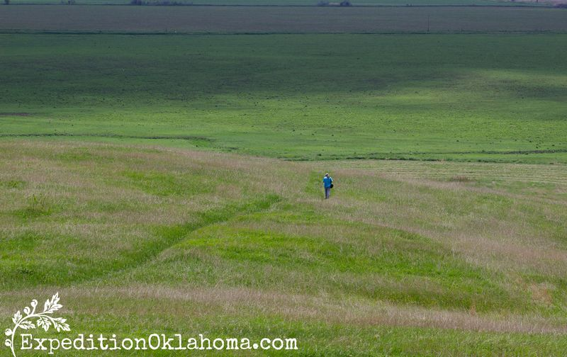 Spirit Mound South Dakota- Landscape Tammy-9163